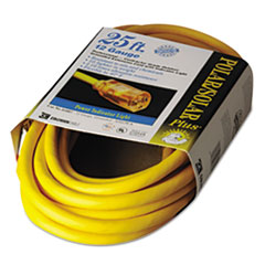 Polar/Solar Indoor-Outdoor Extension Cord With Lighted