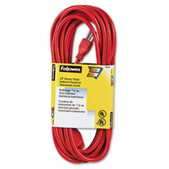 Indoor/Outdoor Heavy-Duty 3-Prong Plug Extension Cord,