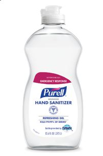 **PURELL ADVANCED INSTANT HAND  SANITIZER 12.6OZ 12/CS FLIP