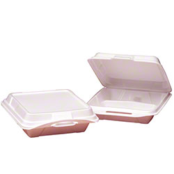 Foam Carryout Containers